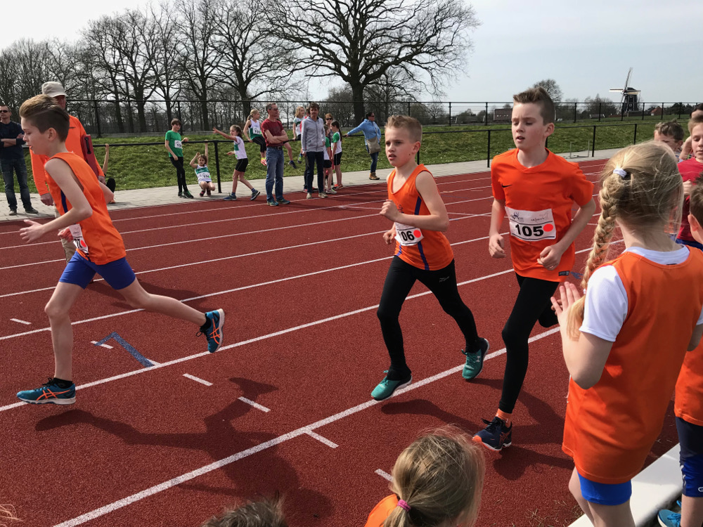 Climax Athletic Champs Stedenwedstrijd Winterswijk