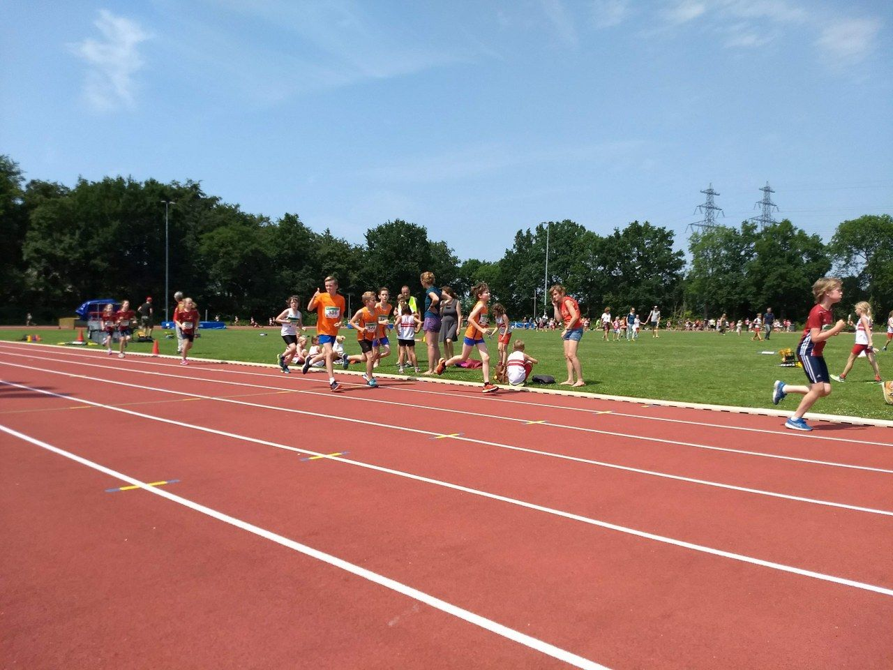 Climax - 2e Athletic Champs Stedenwedstrijd 2018 Deventer - Meters maken