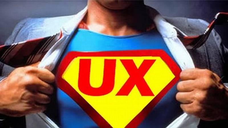 User Experience Superman
