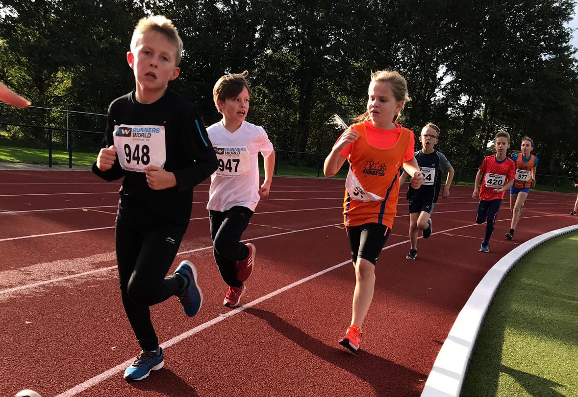 20191005 pupillen duurloop